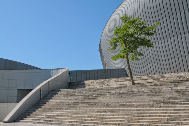 MEO Arena, ancien Pavillon Atlantique - former Atlantic Pavilion