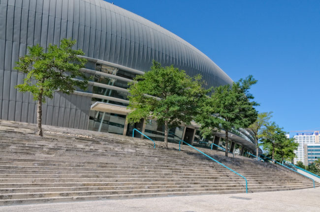 MEO Arena, ancien Pavillon Atlantique, Parc des Nations, Lisbonne - MOE Arena, former Atlantic Pavilion, Nations Park, Lisbon